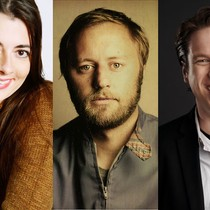 Carmen Lynch, Rory Scovel, Pete Holmes