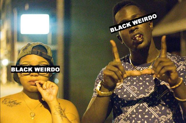 Black Weirdo