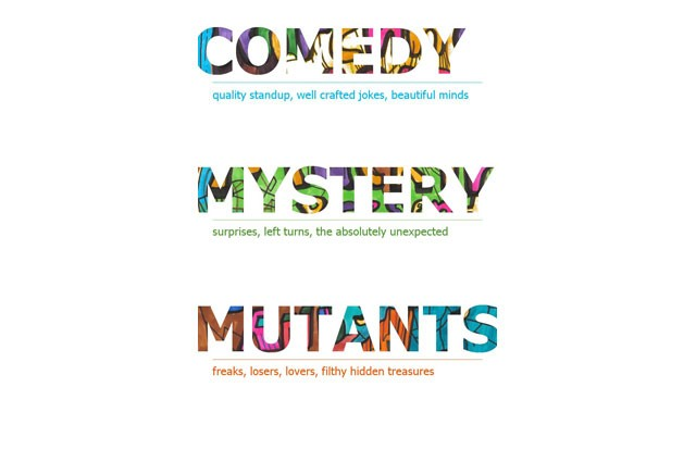 Comedy Mystery Mutants