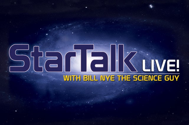 StarTalk Live with Bill Nye and Eugene Mirman