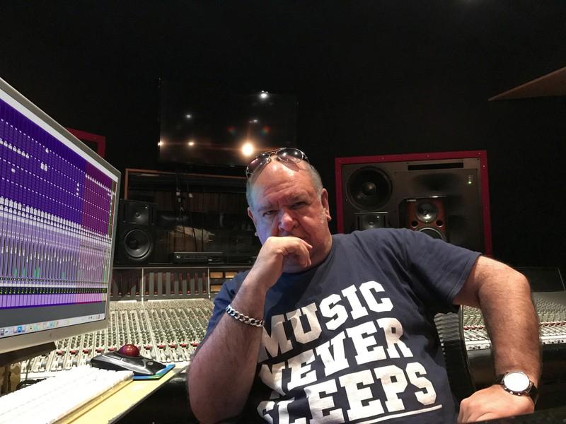 executive producer role music